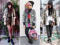 (5) camo jacket | Tumblr