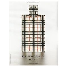 Burberry Brit - Fall & Winter 2011