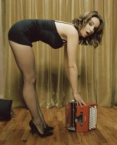 Tina Fey. She is everything I wish I could be.