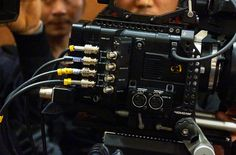 photo by Let's video: sony #F55 Event at China. @movcam rig