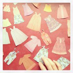 Catalogue Paper Dolls By Kirsten Rickert