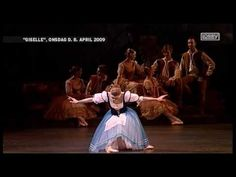 ▶ Silja Schandorff - Giselle - Farewell performance 1(2) - YouTube