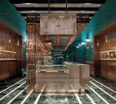 Vyta Santa Margherita bakery, Florence, Italy - The Cool  | https://www.facebook.com/CityLightingProducts/Hunter