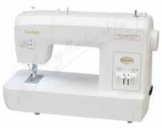 Use the Baby Lock Sashiko 2 Sewing and Quilting Machine (BLQK2) to create the look of traditional, hand-work stitching passed down through generations.