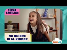 No quiere ir al kinder | Suena Familiar | Nick Jr. en EspañolHoy en este Manual de Supervivencia vas a aprender a cómo sobrevivir a que tu hij@ no quiera ir a la escuela.Más Nick: ViacomCBS Américas Unveils Nickelodeon Latin America's 2021 Slate at Annual Upfront!Follow NickALive! on Twitter, Tumblr, Reddit, via RSS, on Instagram, and/or Facebook for the latest Nickelodeon Latin America News and Highlights!