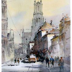 By Corneliu dragan-targoviste  #sketchcollector  http://corneliudragan-targoviste.ro
