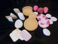 Tipos de esponja de maquiagem / Truques de Maquiagem