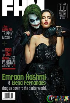 ACTORS EMRAAN HASHMI CROSSES OVER TO THE DARK SIDE ON FHM COVER  #Bollywoodnazar #EmraanHashmi