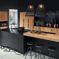 Cuisine Design haut de gamme meubles allemand et français sur mesure – Cuisine … - Cuisine Design haut de gamme meubles allemand et français sur mesure – Cuisine … - Kitchen Room Design, Home Decor Kitchen, Interior Design Kitchen, Modern Interior Design, Kitchen Furniture, Kitchen Ideas, Coastal Interior, Kitchen Trends, French Furniture