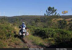 Motos Trail - BMW R1200GS - La Foto del Jueves