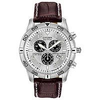 Citizen Men's Stainless Steel Eco-Drive Perpetual Calendar Chrono Leather Band Watch Citizen Watches, Perpetual Calendar, Leather Watch Bands, Chronograph, Diamond Jewelry, Stainless Steel, Bracelets, Earrings, Accessories