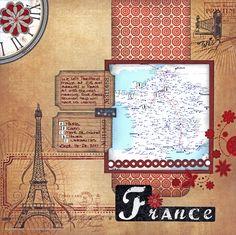 France - Scrapbook.com