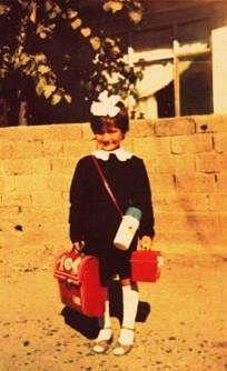 ilk öğrencilik... #siyah #önlük #beyaz #yaka