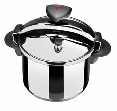 Magefesa 01OPSTACO08 Star R Stainless Steel F.P.C. Pressure Cooker, 8-Quart >>> See this great product.