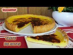 TARTE DE NATAS muito fácil e IRRESISTÍVEL - YouTube Cheesecakes, Summer Recipes, French Toast, Deserts, Pie, Dishes, Breakfast, Facebook, Youtube