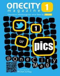 #OneCityMag Pics Submission Digital Poster City Magazine, Submission, Company Logo, Digital, Logos, Creative, Summer, Poster, Vorlage