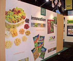 Portfolio ‣ Branding ‣ Tradeshow Booth Design ‣ River Ranch Fresh Foods PMA Trade Show Display
