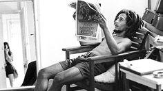 B is for Bob Marley Musician, maverick, peacekeeper. Photograph by Kim Gottlieb-Walker, Bob Marley and the Golden Age of Reggae. Reggae Rasta, Reggae Music, Rasta Man, Reggae Style, Music Music, Michael Fassbinder, Robert Nesta, Nesta Marley, The Wailers