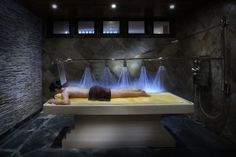 Hydrotherapy Spa