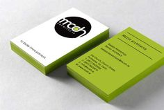 MCOH Architects 34 Architects Business Card Designs