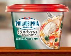 Chicken Pasta With Philadelphia Cooking Creme Recipe