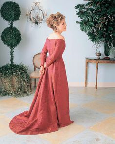 Renee Fleming--Ballgown