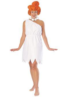 2020 The Flintstones Wilma Flintstone Costume and more Flintstones Costumes for Women, TV / Movie Character Costumes for Women, Women's Halloween Costumes for Family Halloween Costumes, Halloween Fancy Dress, Halloween Kostüm, Adult Costumes, Costumes For Women, Diy Costumes, Costumes Pregnant, Halloween Sewing, Pregnant Halloween