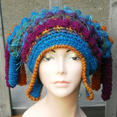 Wedding Hats | At Some Great Free Crochet Patterns For Making Barbie Doll Clothing