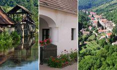 10 mesebeli falu Magyarországon: ilyen kincseket őrzünk! Hungary, Marvel, Urban, Adventure, Mansions, House Styles, Outdoor Decor, Villas, Adventure Game