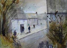 Gossip, Landscape, Greg Howard, SAA Professional Members' Galleries