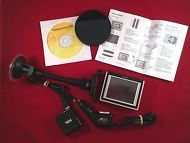 Jensen GPS NVX200 Touch & Go Car Navigation Works Great w Box & All Accessories