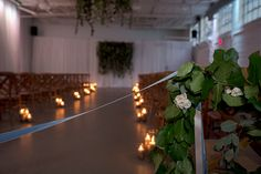 @airship37 wedding - Laura Olsen Events Shares the process Behind A remarkable New Years Eve Wedding at Airship37 Part 1 : The lead up to the Ceremony