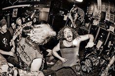 The Goddamn Gallows.... psychobilly bluegrass punk