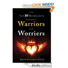 AWESOME BOOK. I actually have a few of  Keith Cameron Smith's books and they're very inspiring. Check out his other 'Top 10 Distinction' books as well.