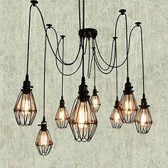 Sanyi Vintage Ceiling Lamp Hanging Lighting Edison Multip... https://www.amazon.co.uk/dp/B01EWX3B1K/ref=cm_sw_r_pi_dp_x_BBLaybRNJPR84