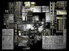 Great collection of fractal images that would be some great wallpapers