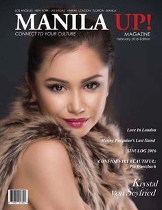 MANILA UP! MAGAZINE: MANILA UP! FEBRUARY ISSUE,   from MagCloud
