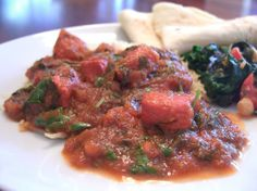 Chicken Pathia.  Indian takeaway Curry - Its a sweet/sour/hot curry.     http://menuinprogress.com/2008/01/indian-takeaway-chicken-pathia.html