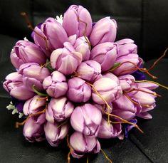 Purple Wedding Bouquets, Weddings, Plants, Wedding, Plant, Marriage, Planets