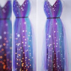 My Galaxy Dress video has almost reached 1 million views You can find it on Hello Giggles Faceb Galaxy Wedding, Star Wedding, Wedding Prep, Galaxy Theme, Galaxy Art, Hello Giggles, Queen Costume, Star Costume, Galaxy Makeup