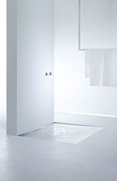 ☆ Douche - plaatsing id ruimte, afvoer, kraan - Dallmer | CeraWall S drainage system for floor-level showers