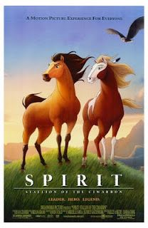 Spirit-love the songs and music too.
