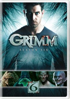 GRIMM: Season 6 (NBC) DVD
