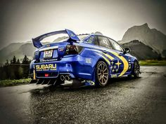 I don't know Subaru go fast car others cars Subaru Rally, Rally Car, Subaru Impreza Wrc, Colin Mcrae, Offroader, Japan Cars, Modified Cars, Courses, Dream Cars