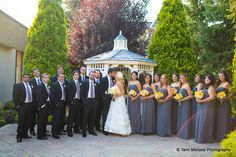 picture ideas for wedding party