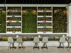 Sumrall's note: Perhaps an idea for the dog play area...like an indoor dog park?  City Garden | Interior Design Ideas, Modern Furniture Design - zaINTERIORA.net