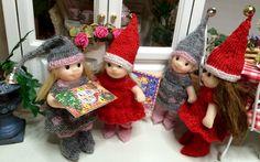 1:12 Joulukalenteria tutkitaan uusissa jouluissa vaatteissa ❣