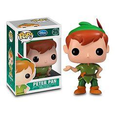 Funko POP Disney Series Peter Pan Vinyl Figure Never grow up with Peter Pan! This 3 Peter Pan Series 3 Disney Pop! Vinyl Figure presents one of Funk Pop, Disney Pop, Film Disney, Disney Stuff, Disney Pixar, Figurine Pop Disney, Pop Figurine, Peter Pan Disney, Geeks