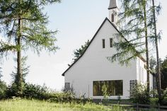Saint Joseph in the Woods / Messner Architects | Netfloor USA