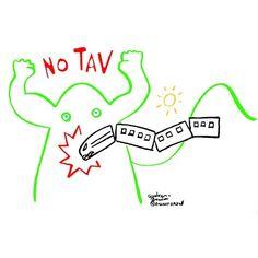 La valle non si arresta #notav #tav @notav_info @notav Download High Resolution http://www.politicalcomics.info/no-tav/